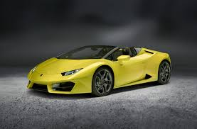 Lamborghini Huracan Front - lamborghini huracan rwd spyder launched in india at inr 3 45