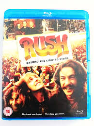 beyond the lighted stage rush beyond the lighted stage dvd every record tells a story