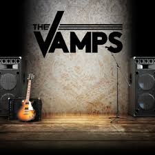 wall decals picture more detailed picture about vinyl removable vinyl removable wall sticker the vamps art design logo home room decorative wall mural quote the