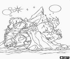 thor coloring pages printable games