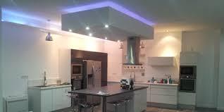 caisson hotte cuisine domo electricité réalisations