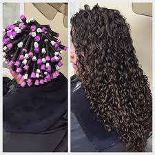 pictures of spiral perms on long hair step by step spiral perm whipcare com