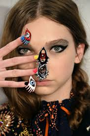 these are the most insane nail trends that we have seen this year