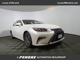 lexus es sedan 2017 2017 lexus es es 300h sedan sedan for sale in warwick ri