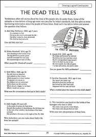 9th Grade Reading Comprehension Worksheets Basic Not Boring Reading Comprehension For Grades 6 8 035943
