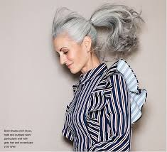 taming gray wiry hair secrets of great grey hair