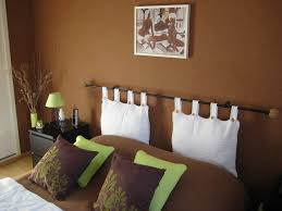 chambre adulte chocolat stunning chambre marron chocolat et vert anis images design trends