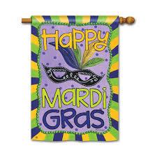 mardi gras banner happy mardi gras banner flag