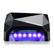 amazon com perfect summer pro 36w led uv nail dryer lamp curing