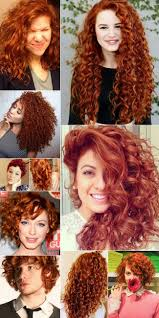 25 gorgeously long curly hairstyles 5 hairstyle with red curly