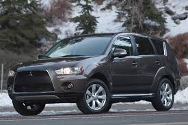 used 2013 mitsubishi outlander suv pricing for sale edmunds
