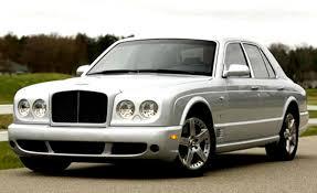 Bentley Arnage T 2002 On Motoimg Com