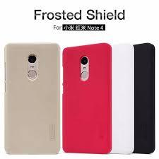 Xiaomi Redmi Note 4 Nillkin Frosted Shield For Xiaomi Redmi Note 4 5 5