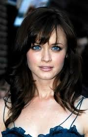 brown hair light skin blue eyes alexis bledel would make a great anna lewis in watercolor dreams