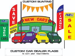 Custom Car Flag Car Dealer Flags Custom Design