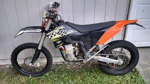 ktm 450 xc w motorcycles for sale