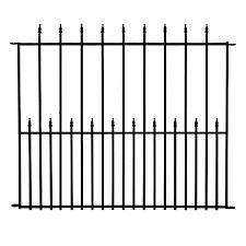 decor metal decorative fence panels home design planning