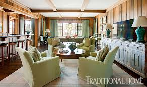 Traditional Home Interior Design Soothing Elegant Vacation Home Traditional Home
