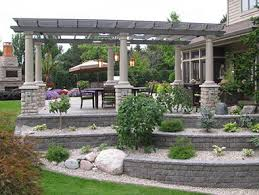Backyard Entertaining Landscape Ideas Residential Designscapes