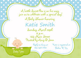 birthday invitation card baby boy shower invitations new