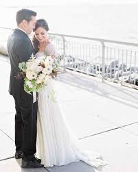 a glamorous vintage wedding in brooklyn new york martha stewart