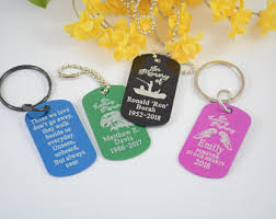 in loving memory dog tags dog tags etsy