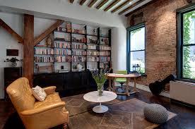 bureau loft industriel agréable loft industriel à au caractère éclectique