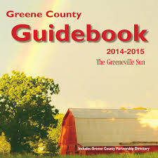 guidebook2014 by the greeneville sun issuu