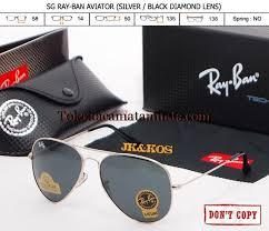 Harga Kacamata Rayban Sunglasses kacamata rayban murah di surabaya