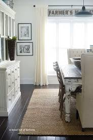 Best  Farmhouse Dining Room Rug Ideas On Pinterest Kitchen - Dining room rug ideas