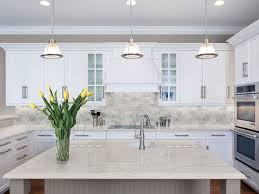 modern pendant lights for contemporary kitchen design ideas using