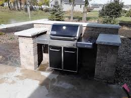 Outdoor Patio Grill Island Outdoor Grill Surround Chloe Couldn