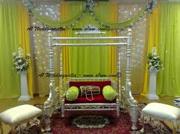 muslim decorations bridal decoration bed room e2 photo wedding interior ideas