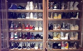 floyd mayweather sneaker collection complex