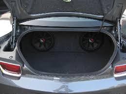 camaro speaker box 5 camaro 2012 2015 lt ls ss zl1 trunk dual premium