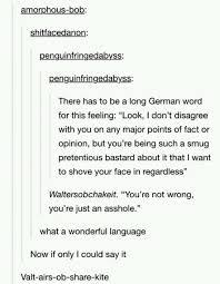 German Language Meme - thank you german language tumblr know your meme