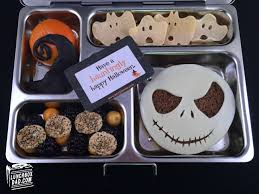 lunchbox dad learn to make the nightmare before christmas lunch