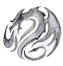 dragon drawing badass artwork pinterest dragons drawings