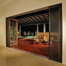 Exterior Pocket Door Multi Slide Doors Multi Slide Patio Doors Lacantina Doors