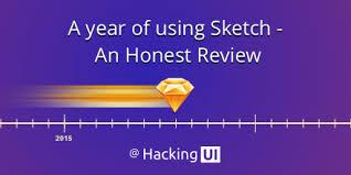 a year using sketch u2013 an honest review hacking ui