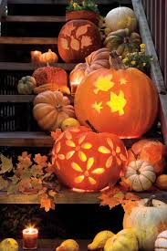 Small Pumpkins Decorating Ideas 33 Halloween Pumpkin Carving Ideas Southern Living
