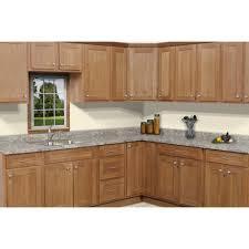 oak corner kitchen wall cabinet ghi lancaster shaker oak 24 x 30 diagonal corner wall cabinet