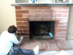How To Resurface A Brick Fireplace by Updating Old Fireplace On A Budget Las Vegas Mom Renovates Youtube