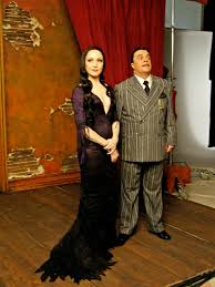 Addams Family Costumes Bringing Light To The Dark Stage Directions