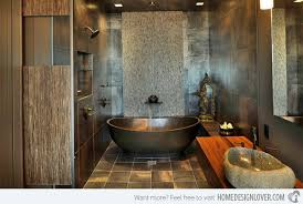theme bathrooms get nature s feel in 15 asian themed bathrooms home design lover