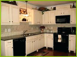 black cabinets with black appliances white cabinets black appliances madebytom co