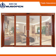 Door Grill Design Aluminum Partition Door With Grill Glass Design Aluminum