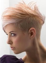 short hair over ears longer in back short back and sides haircut for women hair pinterest