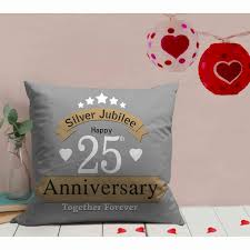 25 wedding anniversary gifts 25 wedding anniversary gift awesome silver jubilee 25th wedding