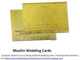 muslim wedding cards online the wedding cards online